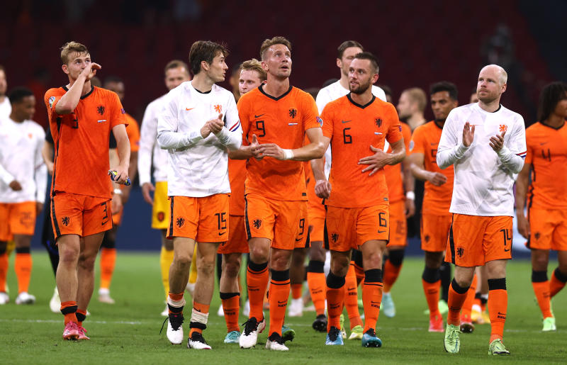 Netherlands delight as victory over Austria seals top spot in Group C