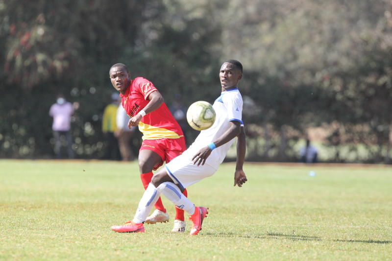 New boys Police dreaming big as FKF-PL starts
