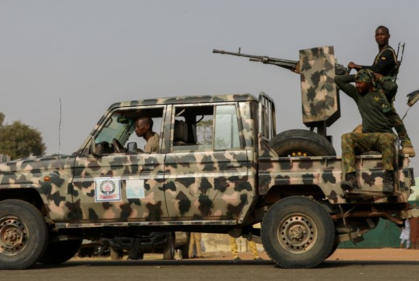 Nigeria rescues 187 people from kidnappers
