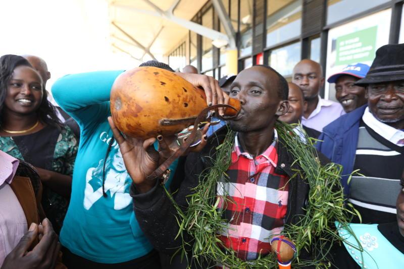 The Standard – Kenya: No Boston race means no 'mursik', Cherono regrets | The Standard