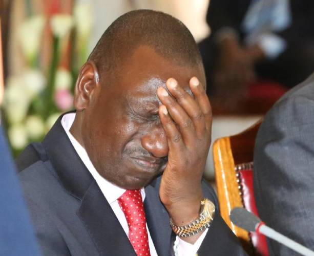 No Kenyan Deputy President has been sued more than William Ruto