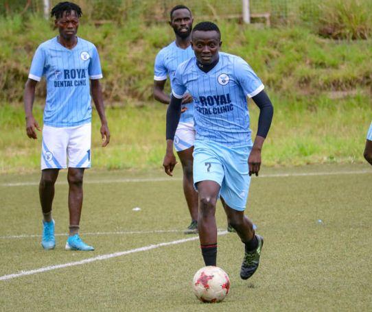 NSL: Odongo upbeat as Kisumu Hot Stars face leaders Kenya Police