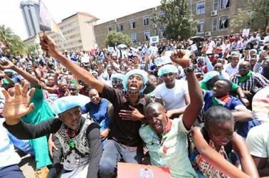Nurses demand Sh20, 000 risk allowance awarded to striking doctors