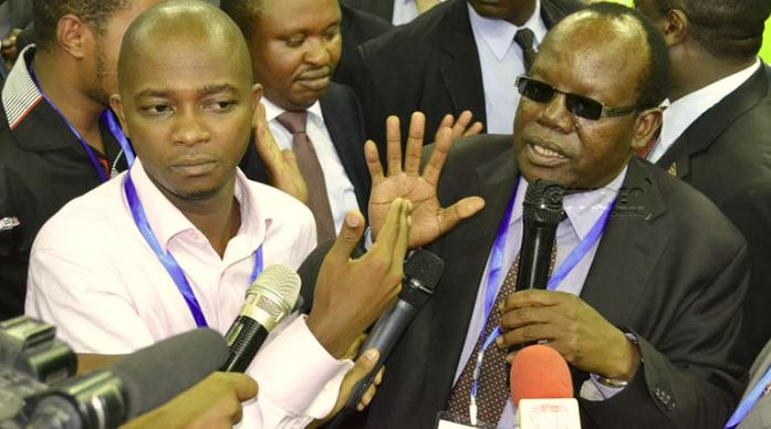 Nyamweya: Mwendwa has no capacity of terminating FKF/KPL contract