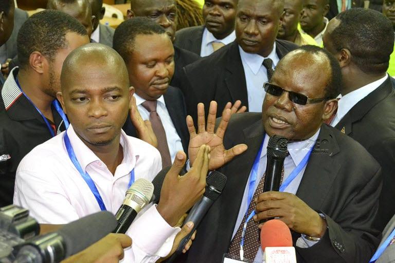 Nyamweya: Mwendwa has no capacity of terminating FKF/KPL contract