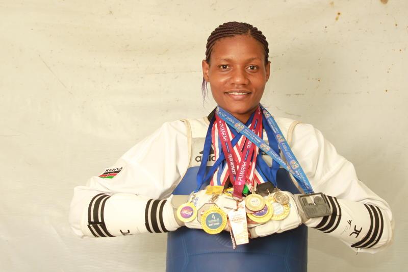 Ogallo upbeat ahead of Olympics