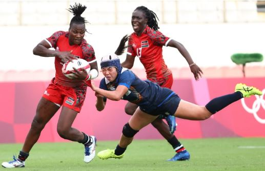 Olympics: Kenya beat hosts Japan to register first win hours after losing 31-0 to Great Britain