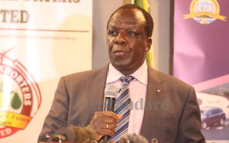 Oparanya: Here is why regional economic blocs are dying