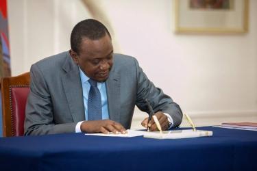 Open letter to President on war against terrorism