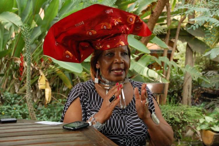 Orie Rogo Manduli, the Kisumu girl who was born to kick ass