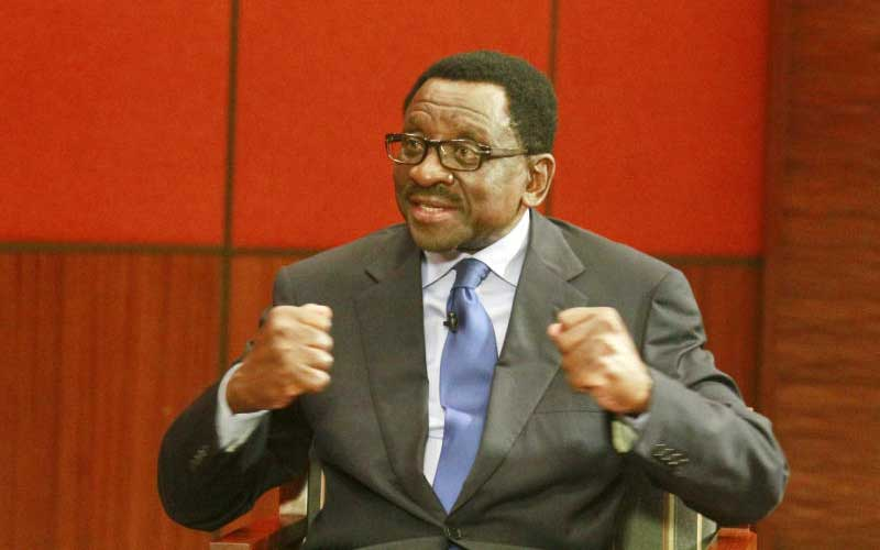 Our politicians are like an old witch blocking people on the road - Orengo