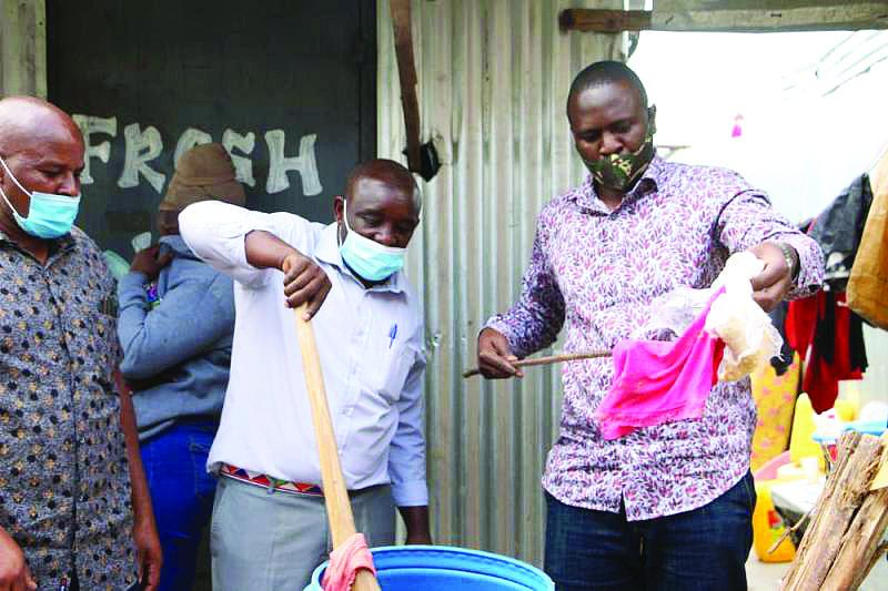 Panties found in 600 litres of illicit brew in Mlolongo operation