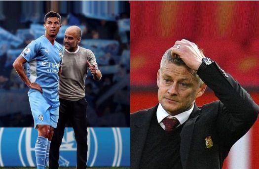 Ronaldo will decide his next club not me, says Man City's Guardiola