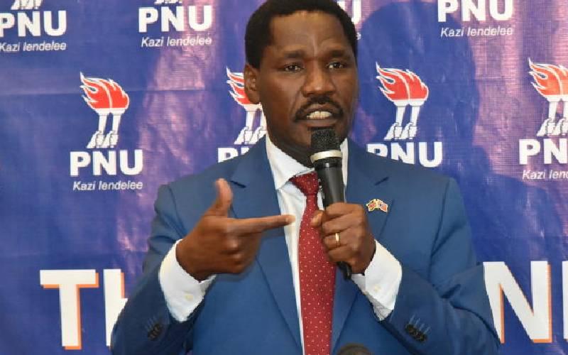 PNU vows to back Raila, form coalition with ODM