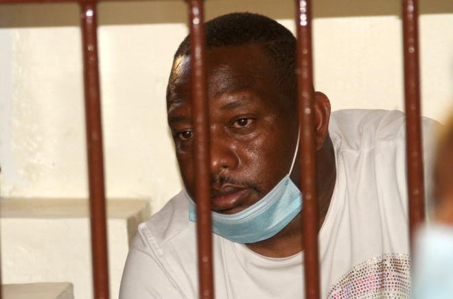 Muthama, Ledama denied access to Sonko in Gigiri cell