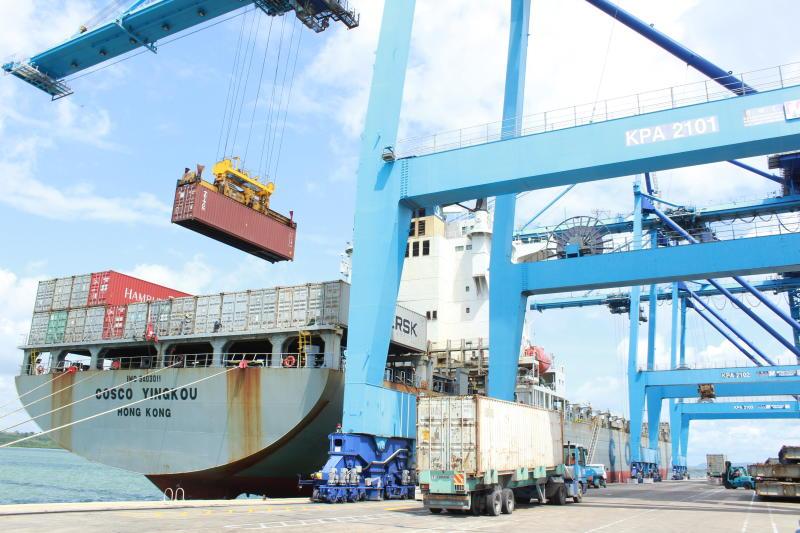 Port business rebounds after end of restrictions