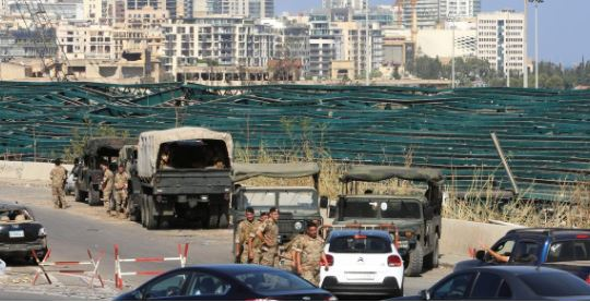 'Possibility of external interference': Lebanon's president expands blast probe