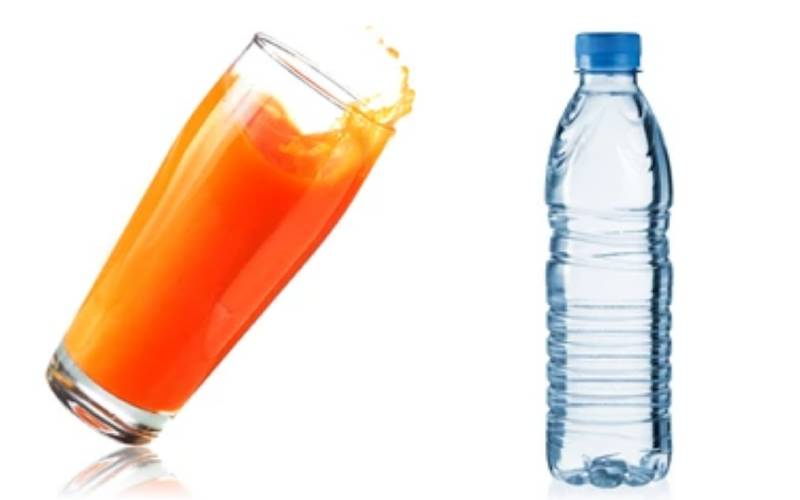 Prices of juices and water to increase on higher excise duty