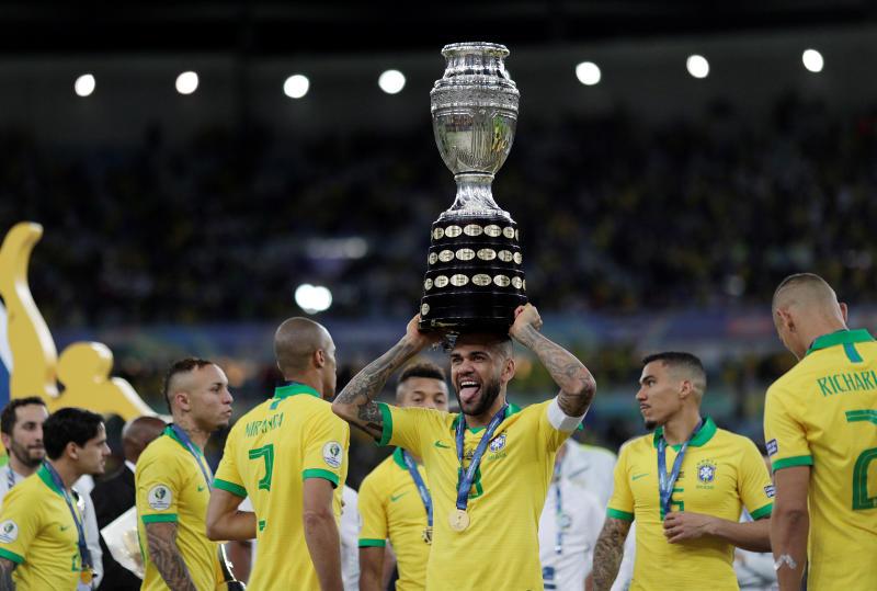 Brazil's top court dismisses bids to block Copa America : The standard Sports
