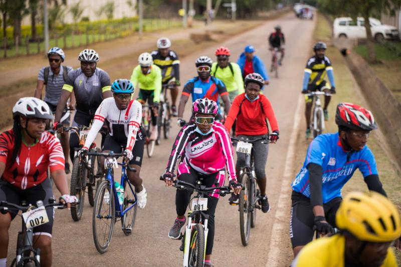 Rachel Ruto turns to cycling, mourns popular bikers killed on city roads