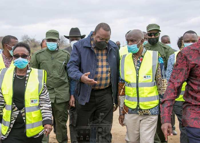 Raila, Kalonzo are progressive; unlike others who incite, splash cash – Uhuru