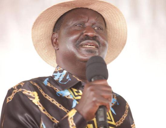 Raila's race to State House on
