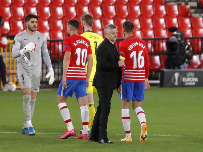 Rashford, Bruno give United one foot in Europa semis