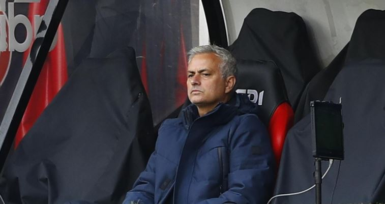 Referees are now in the office, not pitch says Mourinho