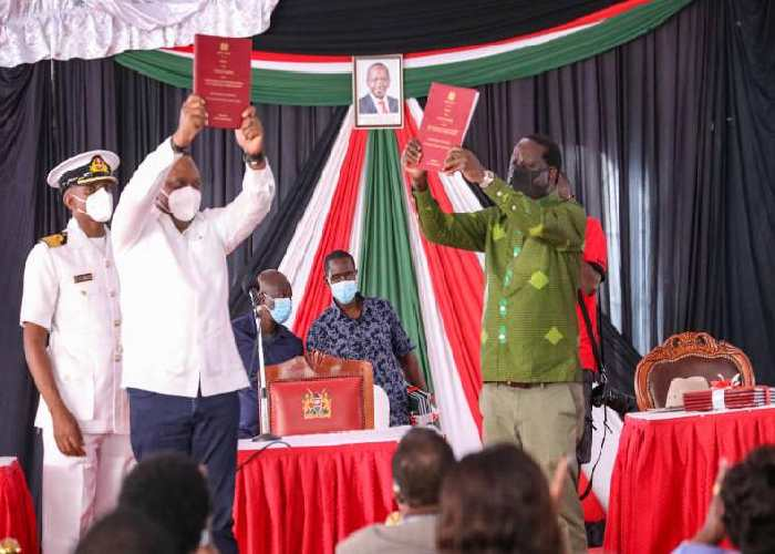 Referendum not factored in money allocated to IEBC, agency boss says