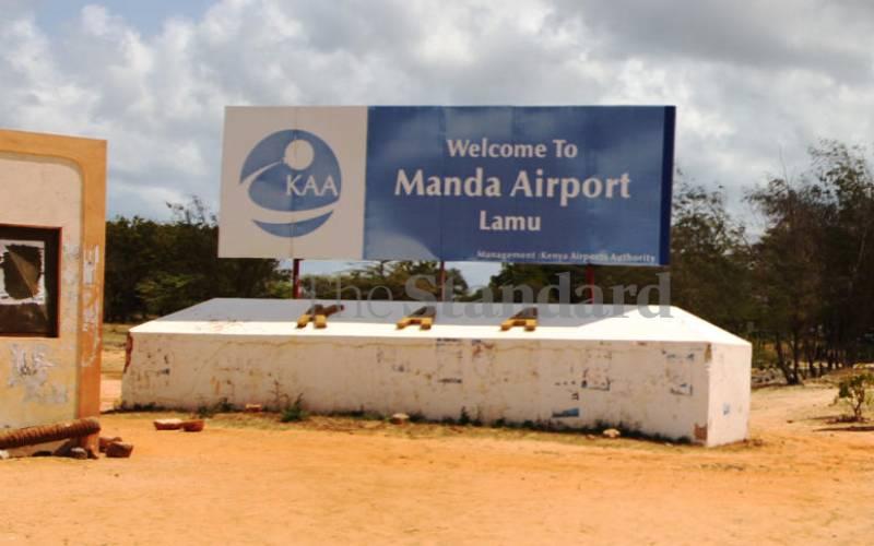 Renaming of Ukunda and Manda airports to market Lamu, Kwale