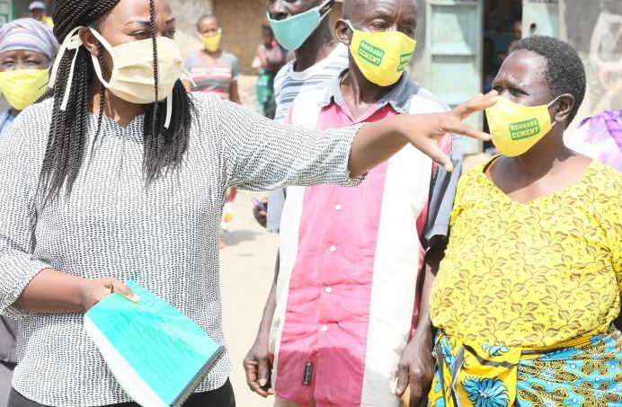 Residents of Owino Uhuru eye pay day and clean up