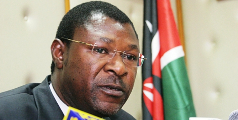 Revealed: Police want Wetang'ula arrested, charged