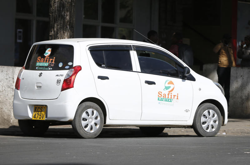 Ride-hailing apps rev up investment in taxi cabs