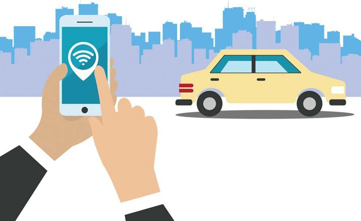 Ride-hailing is here to stay