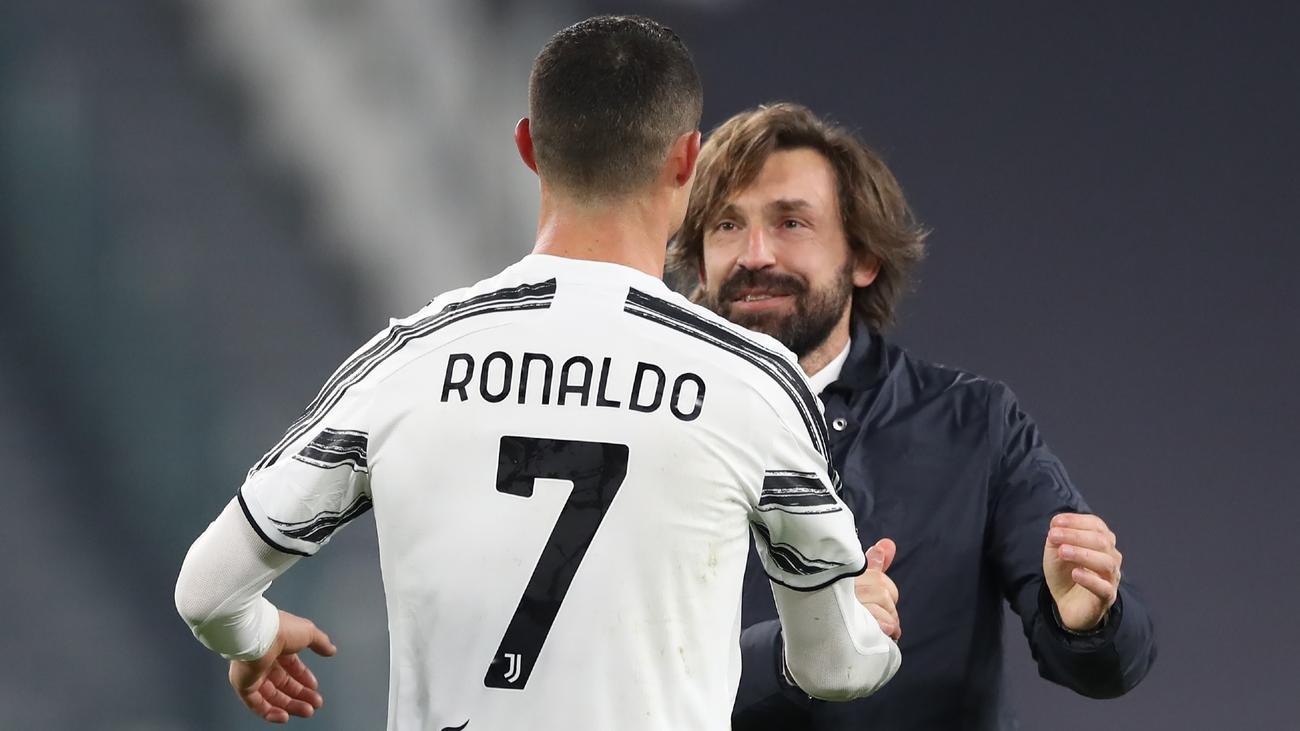Ronaldo's Juventus fire Pirlo despite winning two trophies