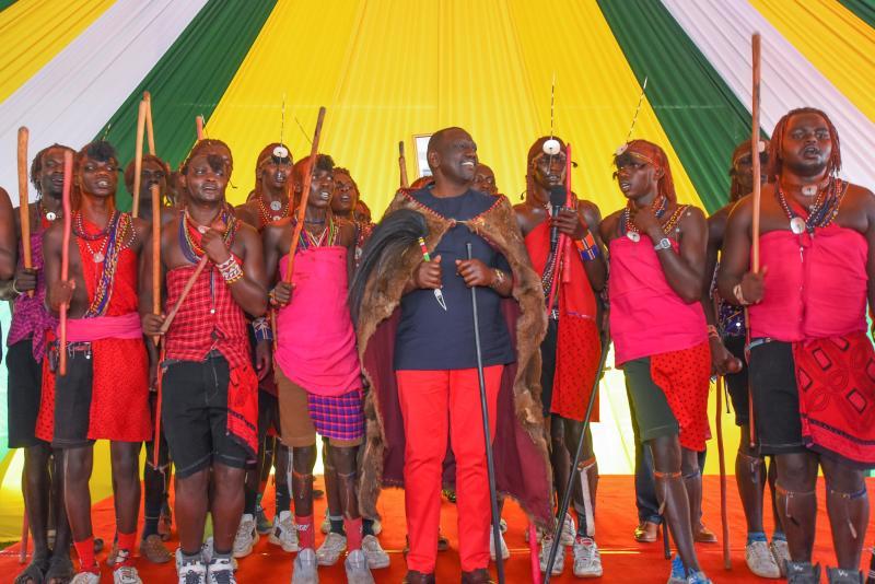 Ruto, Matiang'i factor shaping Kajiado governship contest