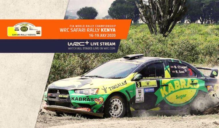 Safari Rally return to World Rally Championships postponed to 2021