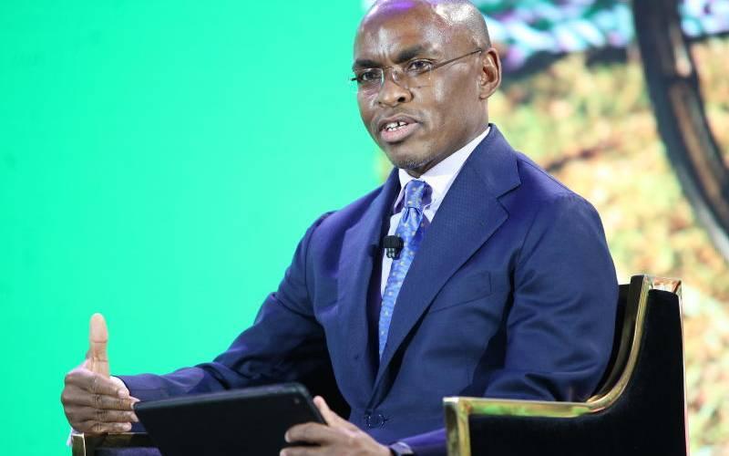 Safaricom CEO takes home Sh202m