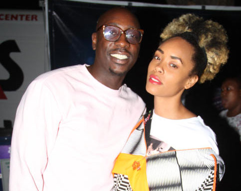 Sauti Sol's Bien and wife deny open relationship talk