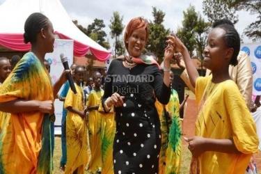 School girls to get free sanitary towels