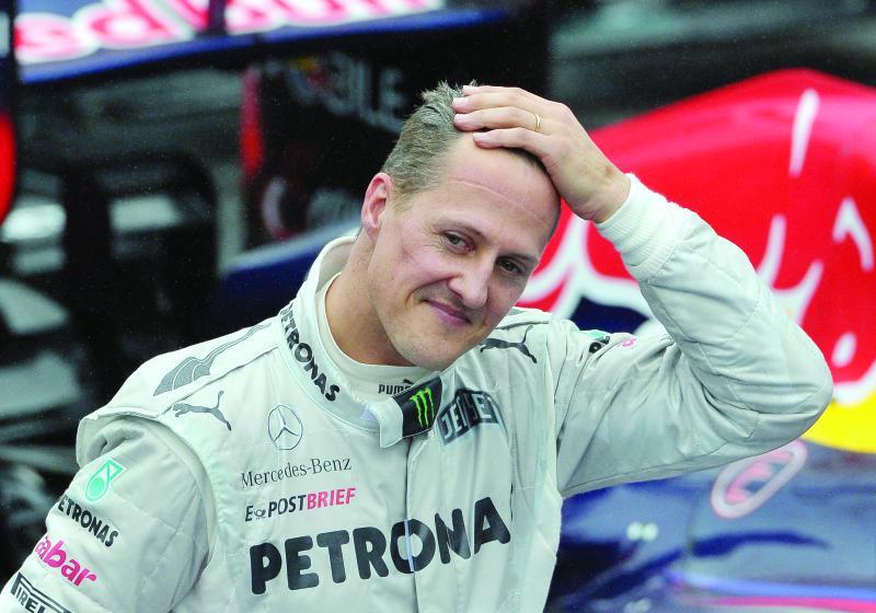 Schumacher's family share rare footage of stricken star in new documentary