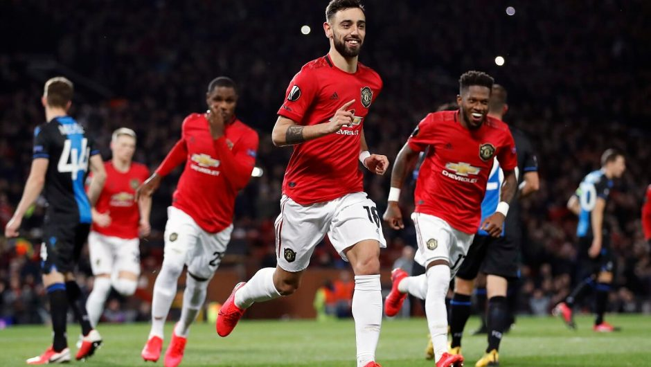 Sh7 billion Bruno Fernandes reveals why he cried after joining Man United