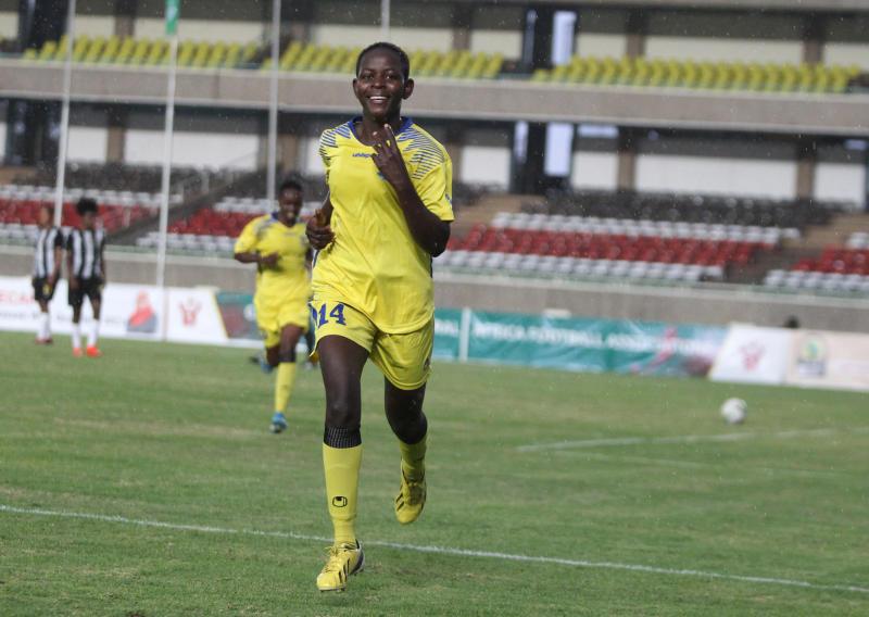 Shikangwa's star continues to shine brighter for Vihiga
