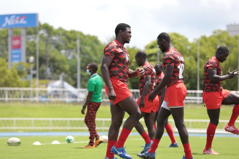 Shujaa to camp for nine days for Vancouver and Edmonton Sevens