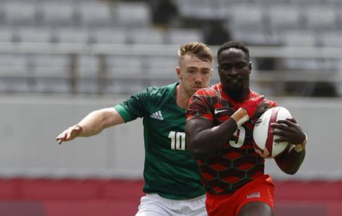 Simiyu names squad for Sevens Series in Canada