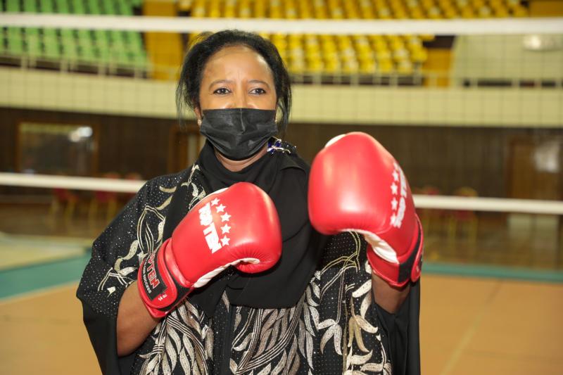 Sports CS Amina appoints nine-member gender welfare committee