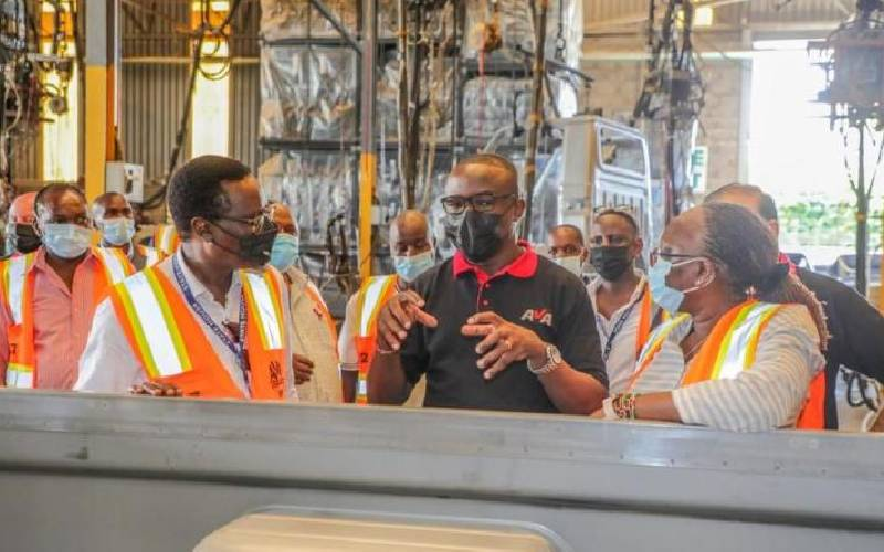 State boosts local vehicle assembler with military deal