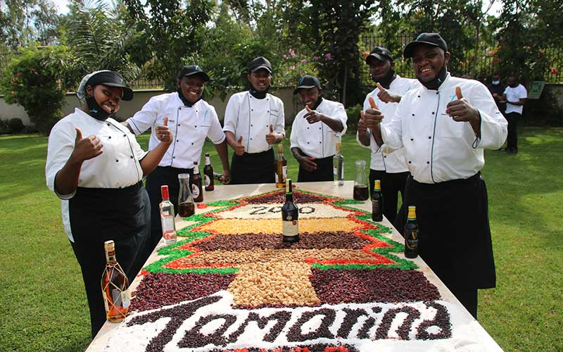 Tamarind Tree Hotel, Nairobi ushers in the festive season in style
