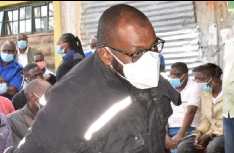 Tenant with Sh1.2m rent arrears in court over unlicensed air gun