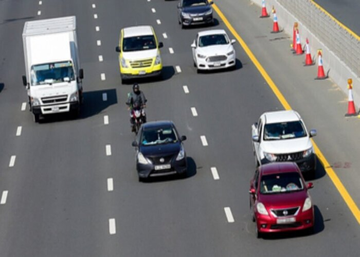 The fast-lane: What you shouldn't do here when driving